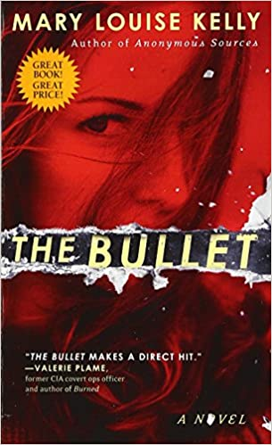Mary Louise Kelly - The Bullet Audiobook Download