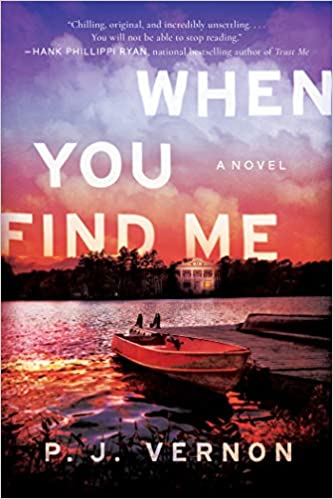 P. J. Vernon - When You Find Me Audiobook Free