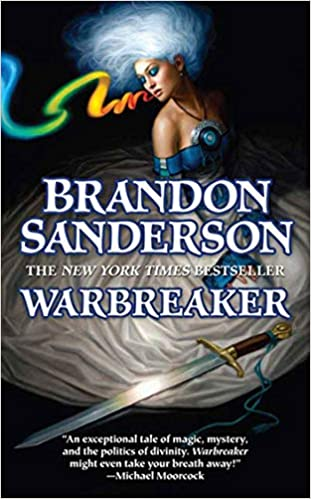 Brandon Sanderson - Warbreaker Audiobook Download