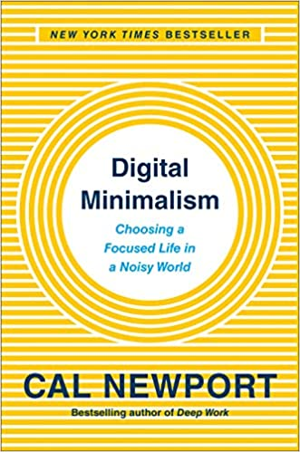 Cal Newport - Digital Minimalism Audiobook Download