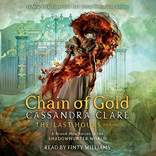 Chain of Gold Audiobook By Cassandra Clare Audiobook
