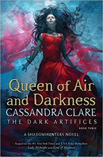 Cassandra Clare - Queen of Air and Darkness Audiobook Free