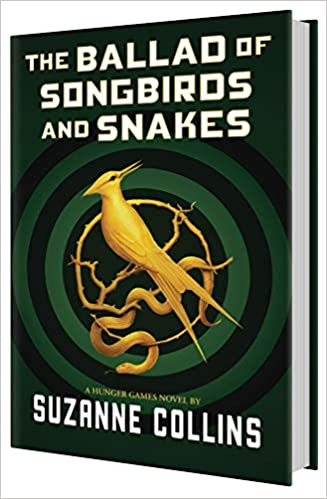 Suzanne Collins - The Ballad of Songbirds and Snakes Audiobook Free