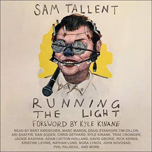 Running the Light Audiobook By Sam Tallent, Kyle Kinane -Free Audiobook Download