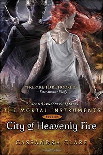 Free Audiobook - Cassandra Clare - City of Heavenly Fire (The Mortal Instruments Book 6) Audiobook