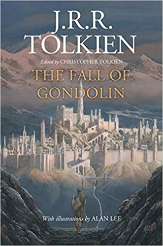 J. R. R. Tolkien - The Fall of Gondolin Audiobook Streaming