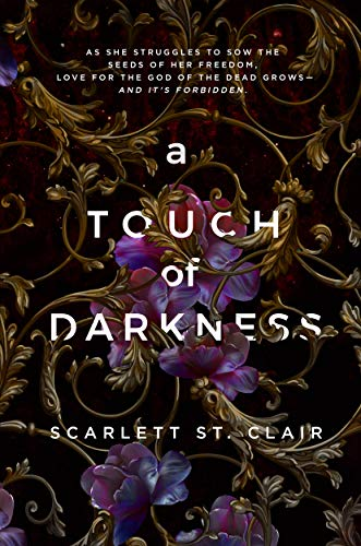 A Touch of Darkness (Hades X Persephone Book 1) by [Scarlett St. Clair] Audiobook Download