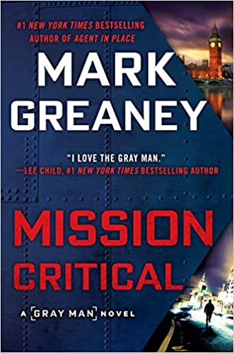 Mark Greaney - Mission Critical Audiobook Free Download