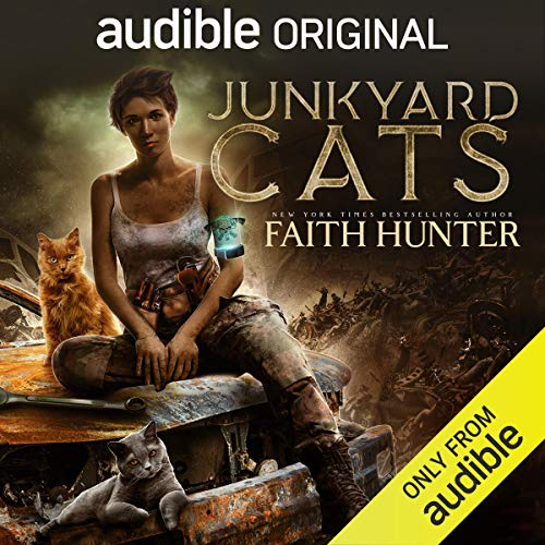 Junkyard Cats: Shining Smith, Book 1 Audio Book Online