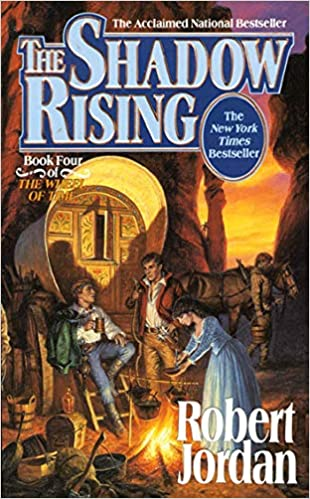 Robert Jordan - The Shadow Rising (The Wheel of Time, Book 4) Audiobook Download