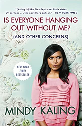 Mindy Kaling - Is Everyone Hanging Out Without Me? Audiobook Online