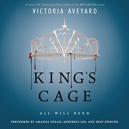 Victoria Aveyard - King's Cage Audiobook Free