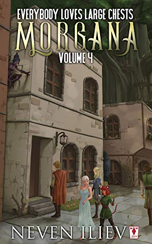 Morgana: Everybody Loves Large Chests (Vol.4) by [Neven Iliev, Daniel Gonzalez S.] Audiobook Online Streaming