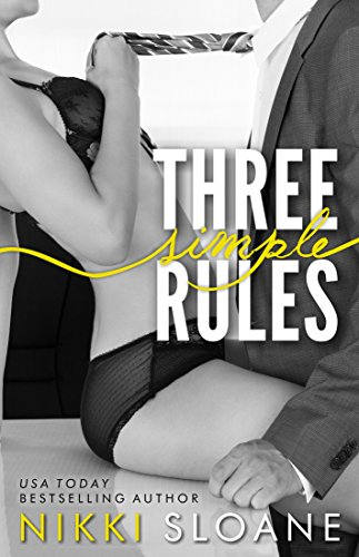 Three Simple Rules (The Blindfold Club Book 1) by Nikki Sloane Audiobook Download