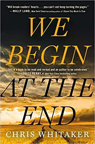 Chris Whitaker - We Begin at the End Audiobook