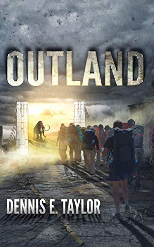 Outland by Dennis E. Taylor Audio Book Streaming
