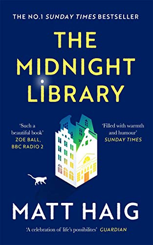 The Midnight Library: The No.1 Sunday Times bestseller and worldwide phenomenon by Matt Haig Audiobook Streaming