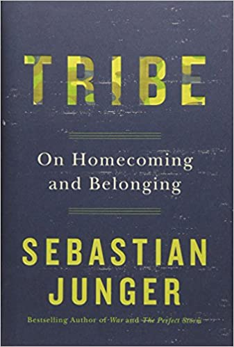Sebastian Junger - Tribe: On Homecoming and Belonging Audiobook Download