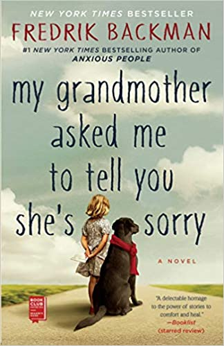 Fredrik Backman - My Grandmother Asked Me to Tell You She's Sorry Audiobook Free