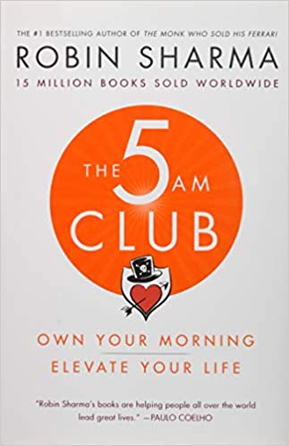 Robin Sharma - The 5 AM Club: Own Your Morning. Elevate Your Life. Audiobook Free Online Streaming