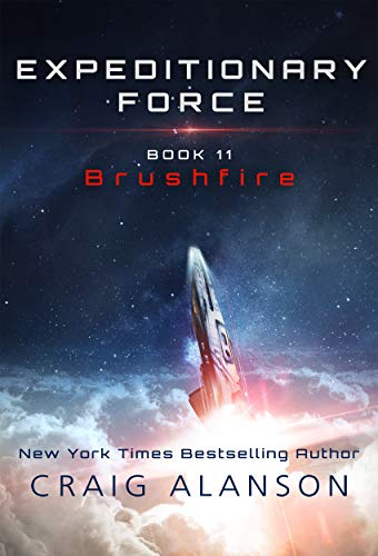 Brushfire (Expeditionary Force Book 11) by Craig Alanson Audiobook Free Download