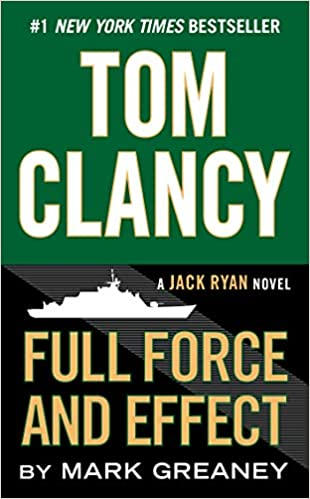 Tom Clancy Full Force and Effect Audiobook Download
