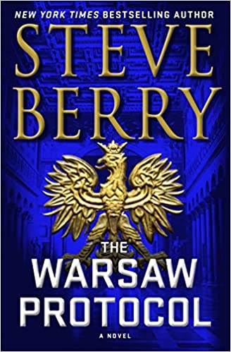 Steve Berry - The Warsaw Protocol Audiobook Download