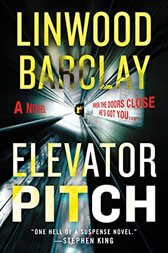 Elevator Pitch: A Novel by Linwood Barclay Audio Book Download
