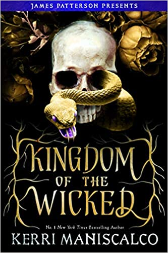 Kerri Maniscalco - Kingdom of the Wicked Audiobook Streaming (James Patterson)