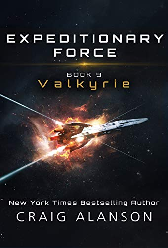 Valkyrie (Expeditionary Force Book 9) by Craig Alanson Audiobook Download