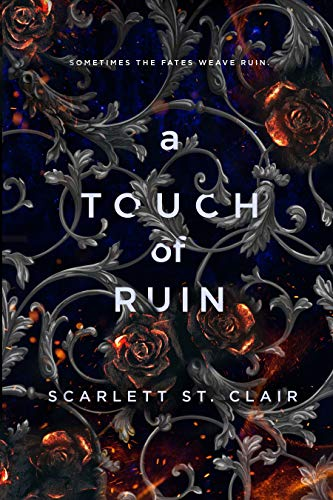 A Touch of Ruin (Hades X Persephone Book 2) by Scarlett St. Clair Audio Book Online