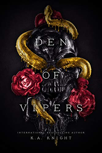 Den of Vipers by K.A Knight Audio Book Download Free