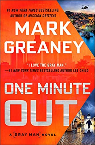 Mark Greaney - One Minute Out Audiobook Free