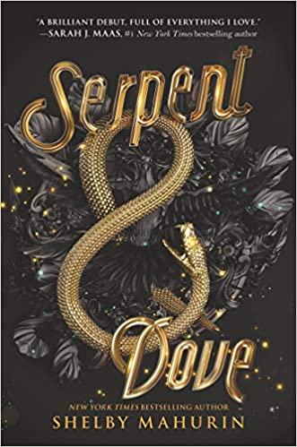 Shelby Mahurin - Serpent & Dove Audiobook Download